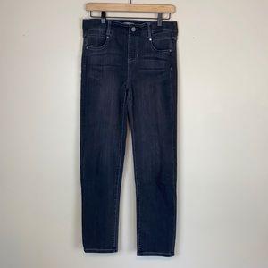 Liverpool Black Gia Glider Jeans Skinny The Slim